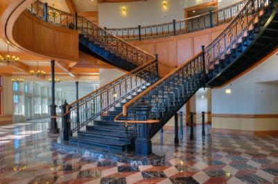 rotunda staircase
