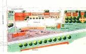 rendered master site plan
