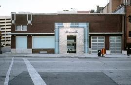 Pacific Ave rear nightclub facade