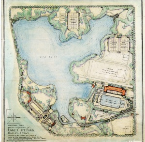 historic park master site plan