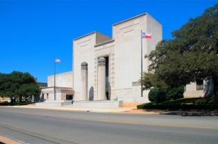 front entry facade