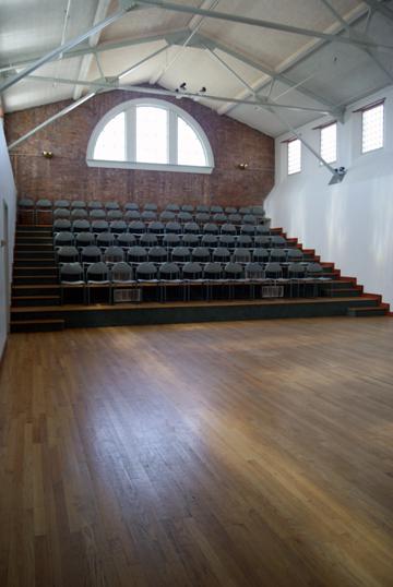 Kurth Hall recital room