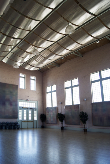 engine room rehearsal hall