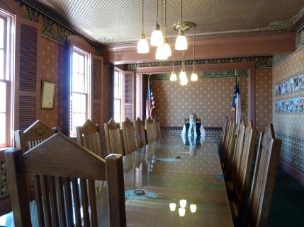 Boardroom and P.W. McCallum